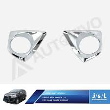 Review Grand All New Avanza Fog Lamp Cover Chrome Aksesoris Avanza