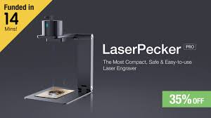 <b>LaserPecker Pro</b>-The Most Advanced <b>Portable</b> Engraver by ...