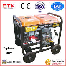 China 5kw Diesel Generator for Home Power or off Grid Electricity
