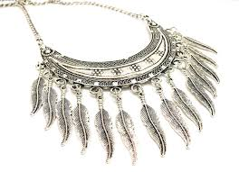 german silver leaf hanging necklace at low s in india only on winsant com