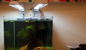 Nano Aquarium Beleuchtung.