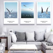 Nordic Style Poster <b>Sea</b> Promotion-Shop for Promotional Nordic ...