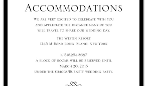 wedding accommodations template wedding hotel information card template wedding invitation ac