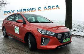 Egy Hibrid 2 Arca Teszten A Hyundai Ioniq Plug In Hibrid