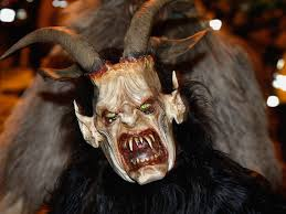 Krampus: Austrian children fear the festive bogeyman - now a new film helps  the rest of us see why | The Independent | The Independent