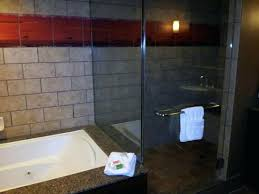 stand up bath animal kingdom villas village master bath stand up shower jetted standard bathtub dimensions