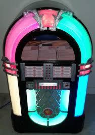 picture of time machine mini jukebox