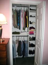 Small Bedroom Closet Organization Ideas Unique Design