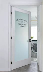 laundry door glss lwys smrt ide especilly dys room double ideas over the sign external bunnings