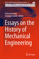 essays on the history of mechanical engineering sco sorge   preview