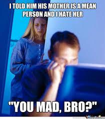 Evil Mother In Law by badluckaj - Meme Center via Relatably.com