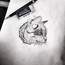 Cat Tattoo Design Best Tattoo Ideas Gallery