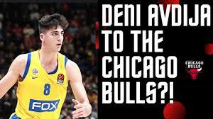 Chicago Bulls Pick Deni Avdija ...