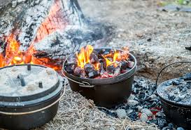 8 must have tools for campfire cooking