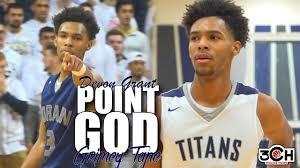 Devon Grant Is An Elite Point God!!! Official Junior Season ...