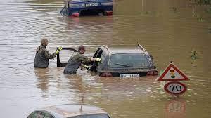 Europe floods have killed dozens of ...