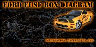 ford fuse box diagram 1994 ford escort fuse box diagram ford fuse box diagram