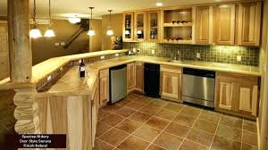 Remarkable Hickory Wood Kitchen Cabinets Cabinet Doors  Do It Yourself I80