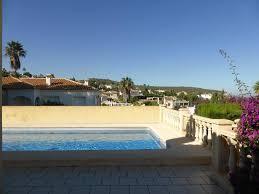 villa piscine en espagne costa blanca