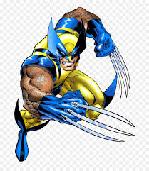wolverine vegeta goku you spider man ics cartoon