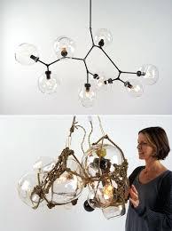 lindsey adelman chandelier knock off lighting