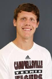 Alex Spalding - Men's Tennis - Campbellsville University Athletics