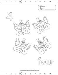 Small Picture 81 best Counting 1 to 10 images on Pinterest Preschool math