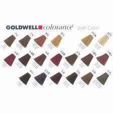 Goldwell Colorance Colour Chart Www Bedowntowndaytona Com