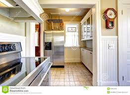 Modern Kitchen In Old House Modern Interior Old House Modern House