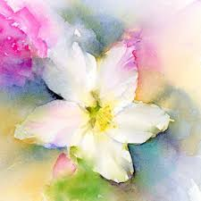 floral watercolor abstract print spring flowers painting flora on watercolor floral wall art with best abstract watercolor flower paintings products on wanelo
