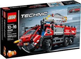 Lego Technic 42068 Airport Fire Truck