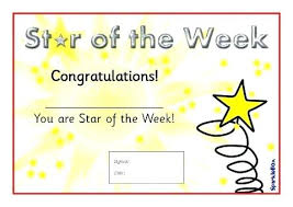 Star Award Certificate Template Feat Teacher S Pet The Super Reader ...