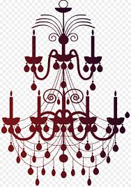 paper pin lace chandelier pin