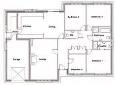 ideas about Bungalow Floor Plans on Pinterest   Bungalows     bedroom bungalow floor plans   Google Search