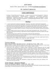 Construction Contracts Manager Sample Resume Best Ideas Of Contract Manager Resume Objective Amazing Contracts 16