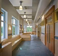 office hallway. Bennington Superior Court House And State Office Building Hallway
