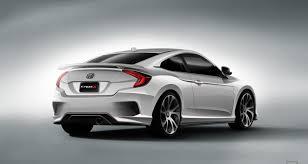 honda civic 2018 black. Plain Honda 2018 Honda Civic Si Coupe Back New Taillights For Honda Civic Black C