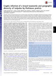 Pdf Cryptic Infection Of A Broad Taxonomic And Geographic