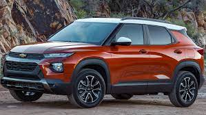 2021 Chevy Trailblazer S Style Value And Features Raise Expectations For Small Suvs