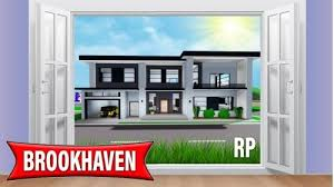 brookhaven roblox normal house