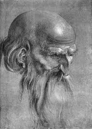albrecht durer head of apostle looking downward albrecht durer