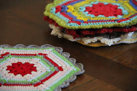 Free Crochet Potholder Patterns New Vintage Crochet Potholder Patterns Crochet And Knit