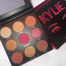 Kylie Cosmetics - the burgundy palette ...