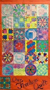 Freedom Quilt - Mr. Sawin's 4th Grade Classroom & Picture Adamdwight.com