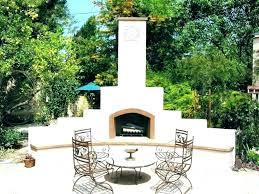 modular outdoor fireplace prefab outdoor fireplace kits modular outdoor fireplace kit modular refractory outdoor fireplace kit