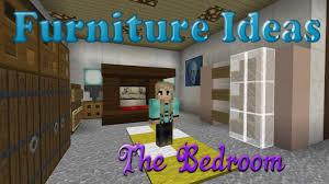 Minecraft Bedroom Minecraft Furniture Ideas 3 Kiwi Designs For Bedroom Furniture