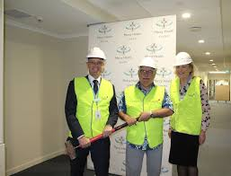 Mercy Place Albury redevelopment starts with a bang | Institute of the  Sisters of Mercy of Australia