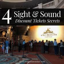 sight sound theater tickets