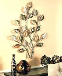 wall sculpture decor metal wall tree