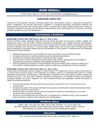 Resume Template Exquisite Strategy Consultant Resume Page 3